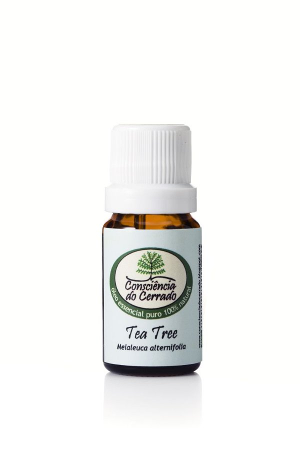 Óleo Essencial de Tea Tree ( Melaleuca)