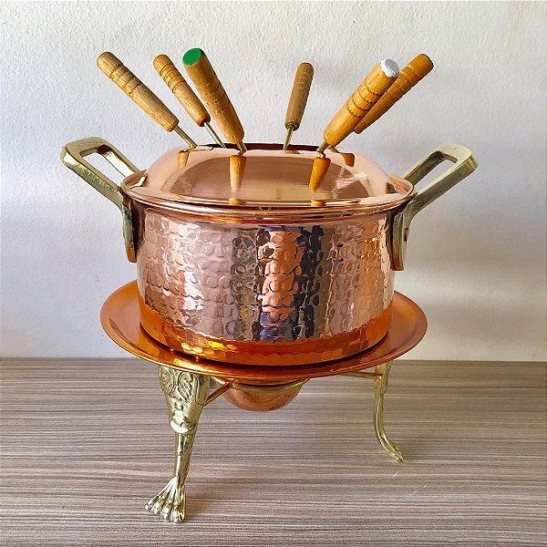Kit para Fondue Tradicional