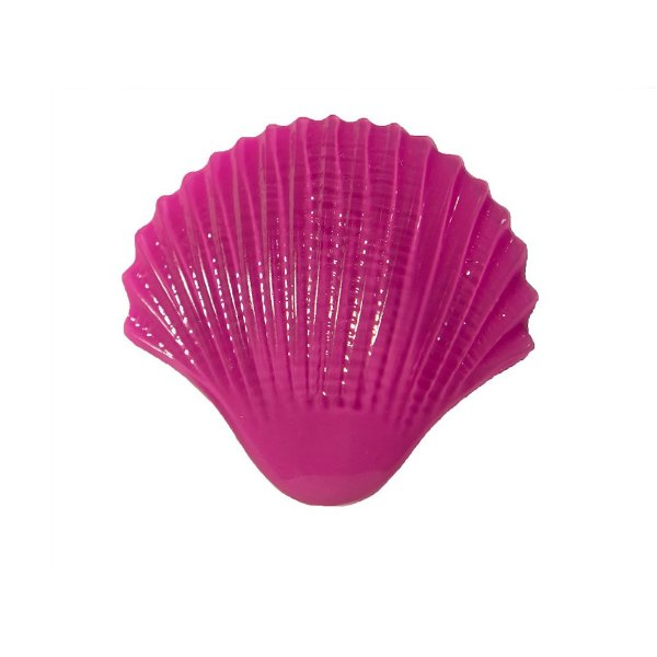 Presilha Concha Pink