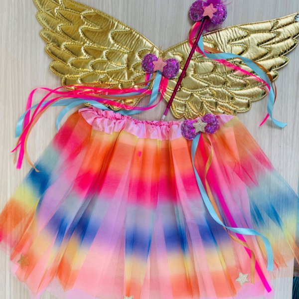 Kit Fantasia Carnaval Sol