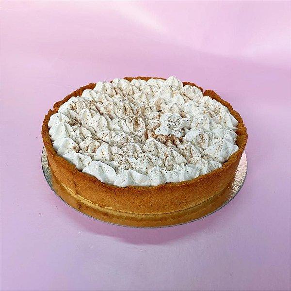 Torta de Banoffee Fit | 1,2kg | 24 cm de diâmetro