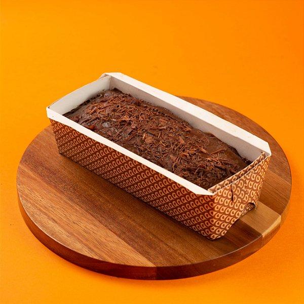 Bolo Caseiro de Chocolate Fit - 450g