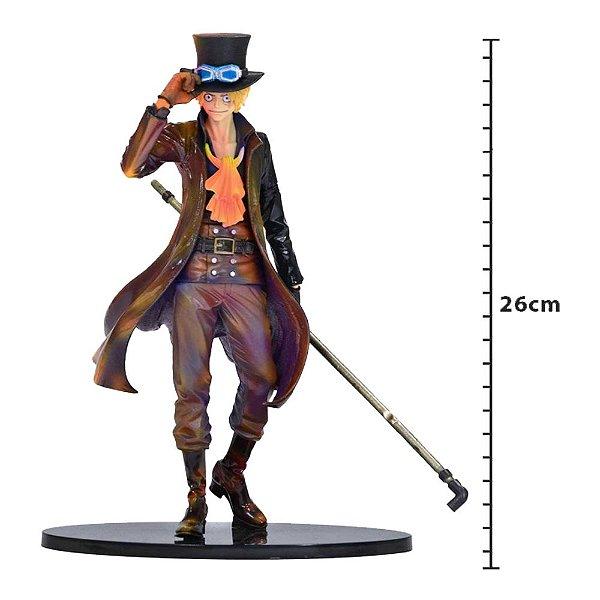 Action Figure - Figure One Piece - Sabo - Color Special - Banpresto