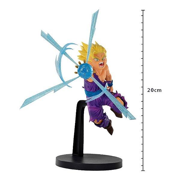 Action Figure - Figure Dragon Ball Z - Gohan Super Sayajin 2 - Gxmateria - Banpresto