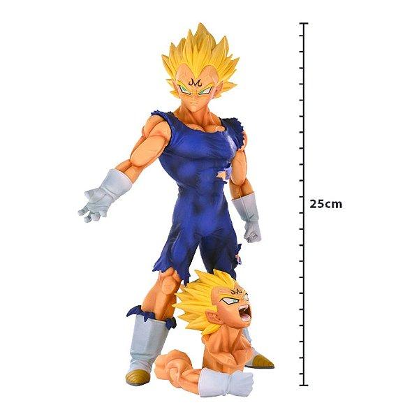 Action Figure - Figure Dragon Ball Super - Vegeta Super Sayajin - Legend Battle - Banpresto