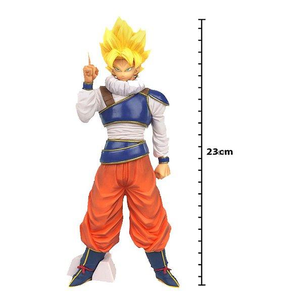 Action Figure - Figure Dragon Ball Legends - Goku - Collab - Banpresto