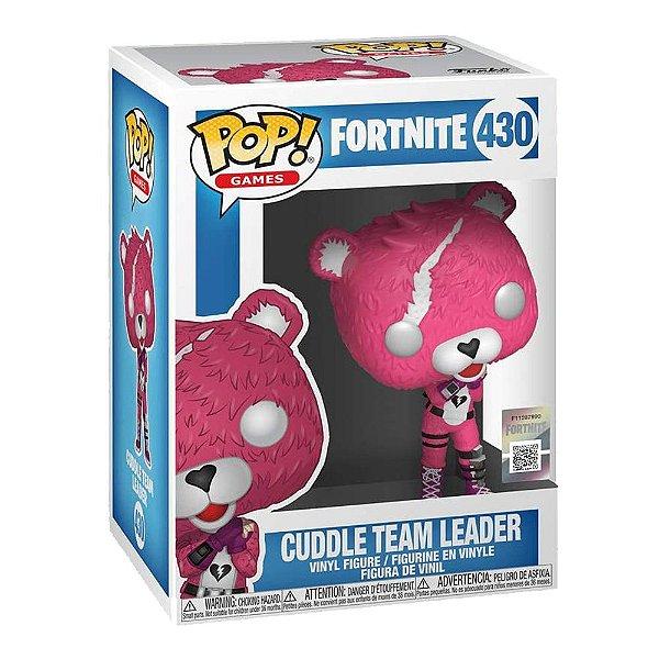 Funko Pop! Games - Cuddle Team Leader - Fortnite