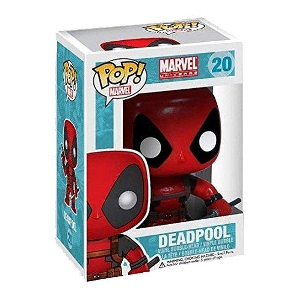 Funko Pop! Marvel: DeadPool