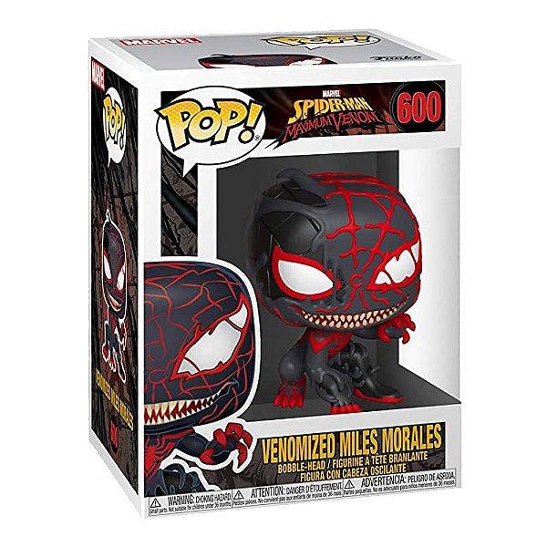 Funko Pop! Marvel: Spider-Man Maximum Venom - Venomized Miles Morales