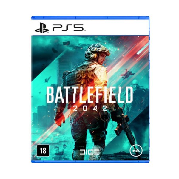 Battlefield 2042 - PS5 - Pré Venda - 19/11/21