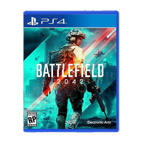 Battlefield 2042 - PS4 - Pré Venda - 19/11/21