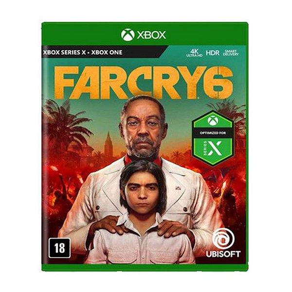 Far Cry 6 - Xbox One - Xbox Série X