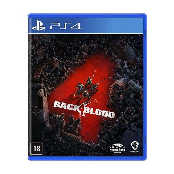 Back 4 Blood - Ps4 - Pré Venda -12/10/21