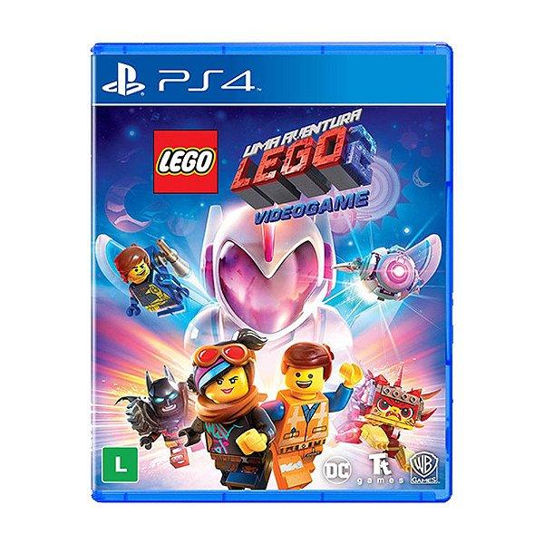 Lego Uma Aventura 2 Videogame - Ps4
