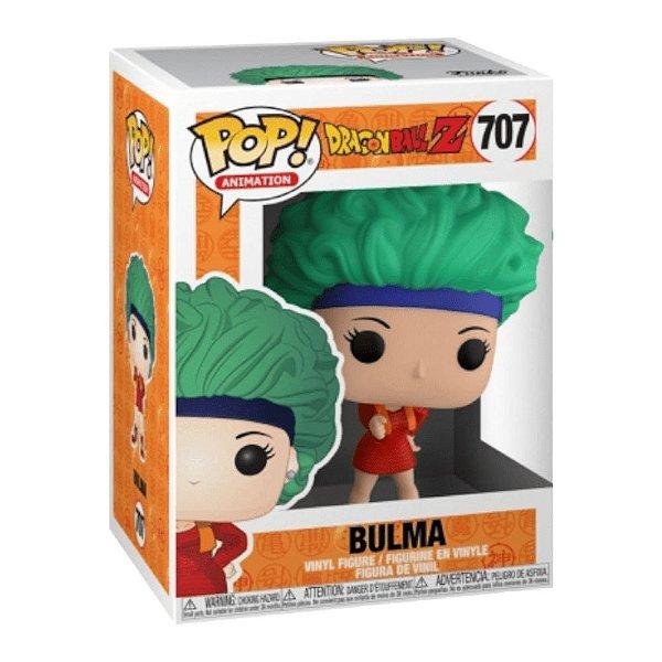 Funko Pop! Animation - Dragon Ball Z - Bulma