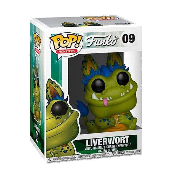 Funko Pop! Monsters - Liverwort