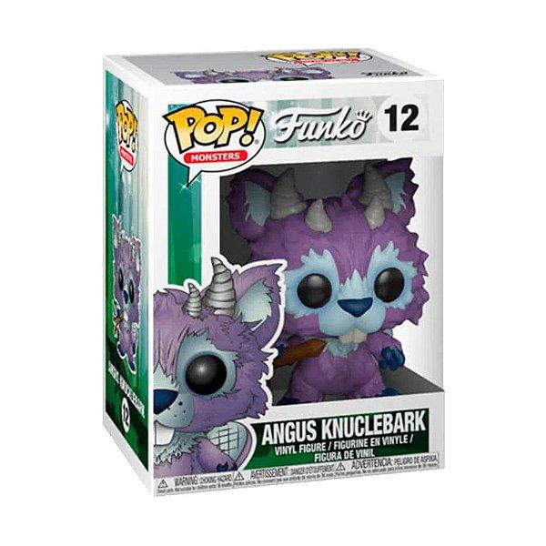 Funko Pop! Monsters - Angus Knucklebark