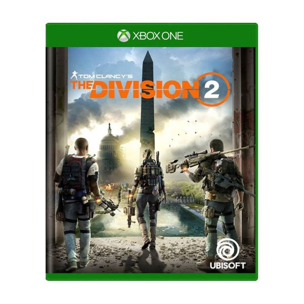 Tom Clancy s The Division 2 - Xbox One