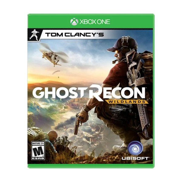 Tom Clancy s Ghost Recon Wildlands - Xbox One