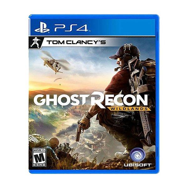 Tom Clancy s Ghost Recon Wildlands - PS4