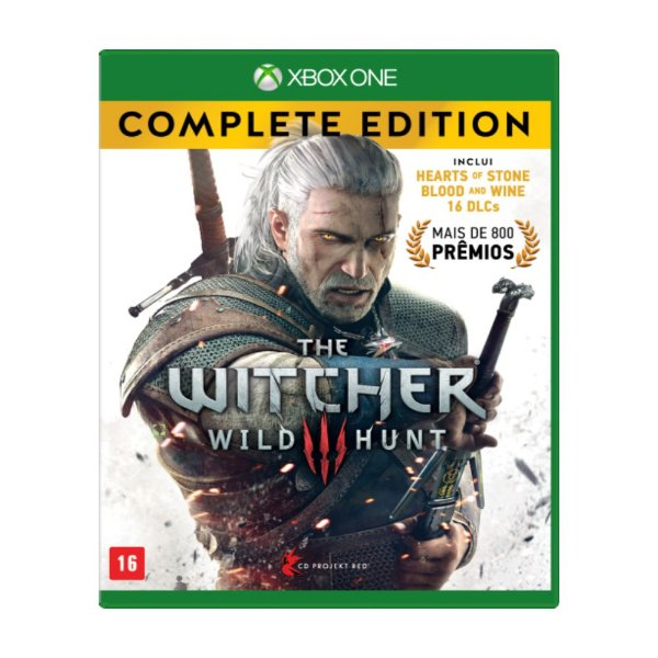The Witcher III Wild Hunt: Edição Completa - Xbox One