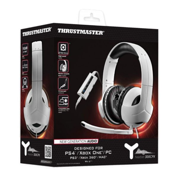 Headset Thrustmaster Y-300cpx PS3/PS4/XONE/X360/PC