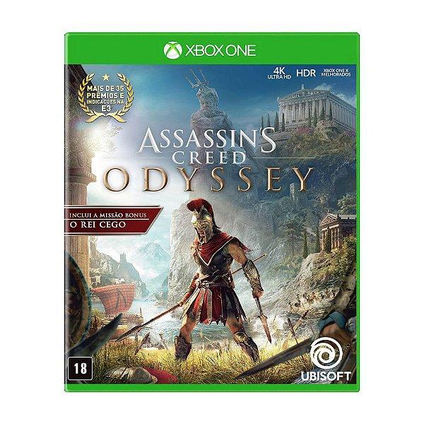 Assassin s Creed Odyssey Ed. Limitada - Xbox One