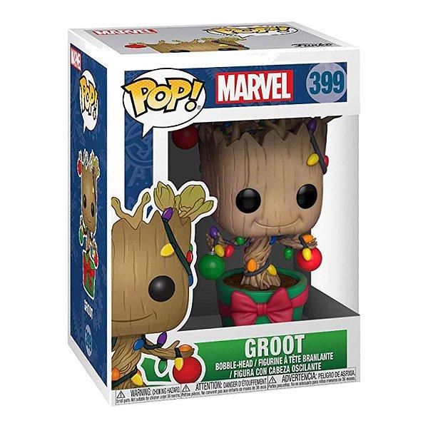 Funko Pop! Marvel: Holiday - Groot