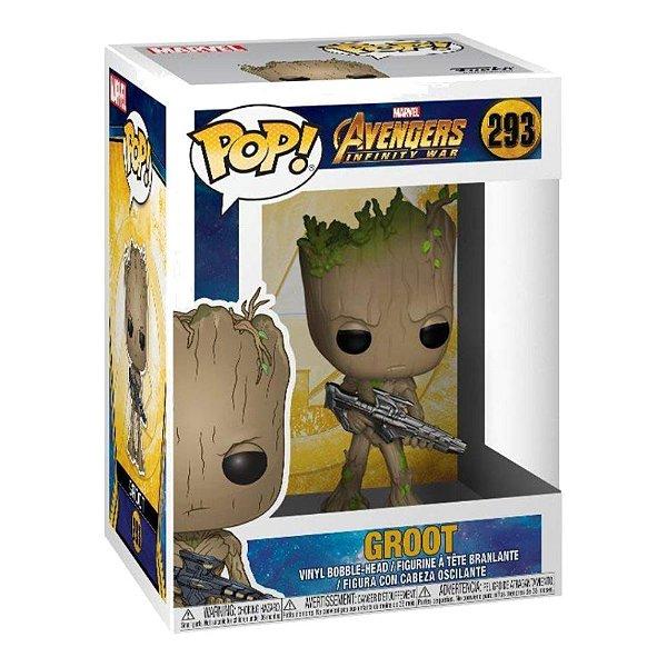 Funko Pop! Marvel: Infinity War - Groot