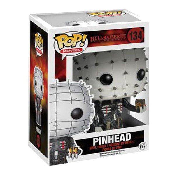 Funko Pop! Movie: Hellraiser III - Pinhead