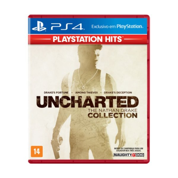Uncharted: The Nathan Drake Collection Hits - PS4