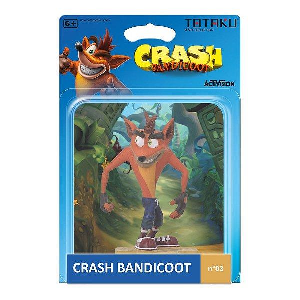Estátua Totaku: Crash Bandicoot