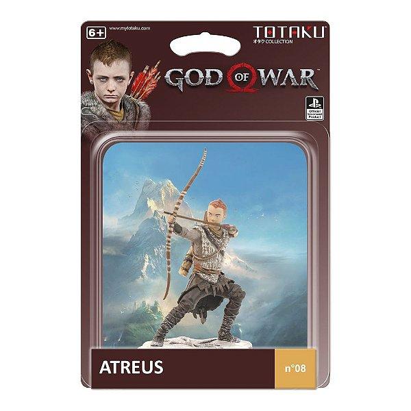 Estátua Totaku: God Of War - Atreus