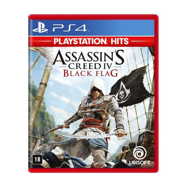 Assassin s Creed IV Black Flag Hits - PS4