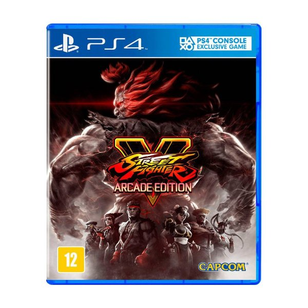 Street Fighter V: Arcade Edition - PS4