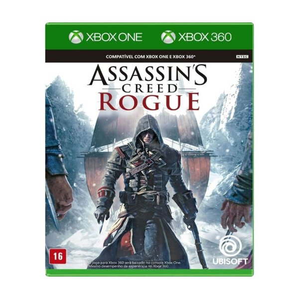 Assassin s Creed Rogue Remastered - Xbox One