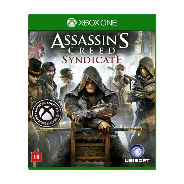 Assassin s Creed Syndicate - Xbox One