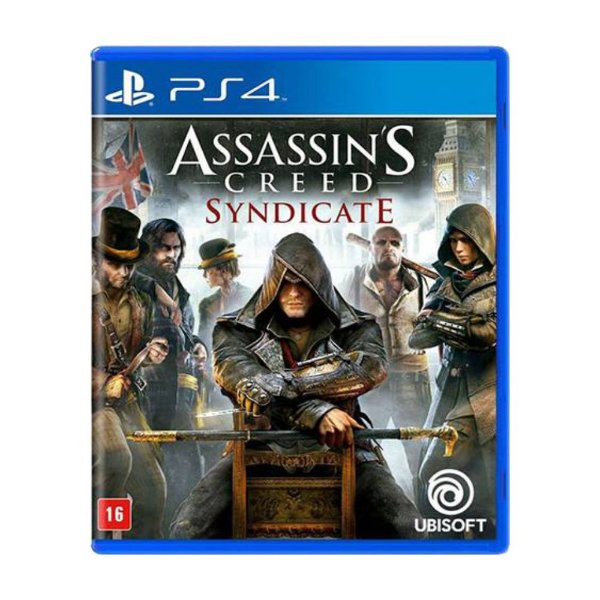 Assassin s Creed Syndicate - PS4