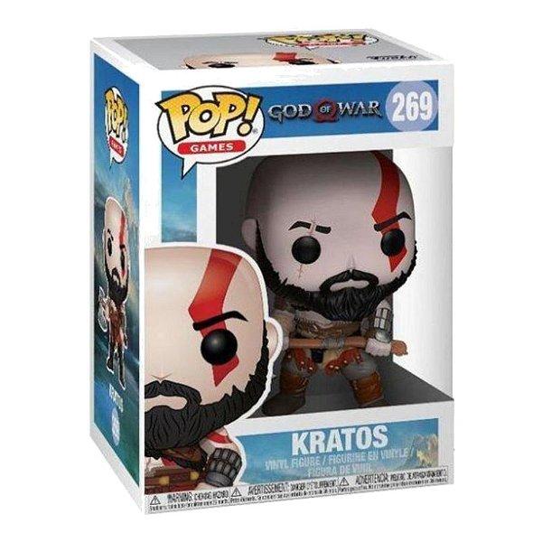 Funko Pop! Game: God Of War - Kratos
