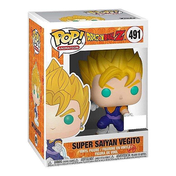 Funko Pop! Animation: Dragon Ball Super - Saiyan Vegito
