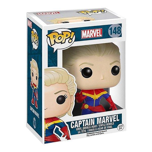 Funko Pop! Marvel: Captain Marvel