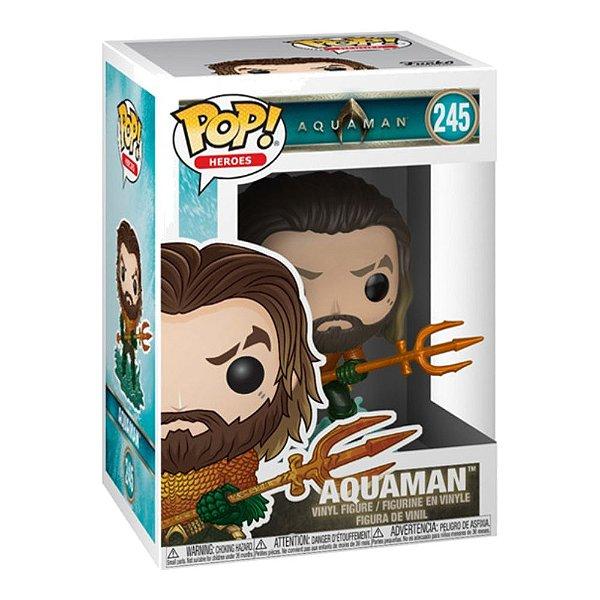 Funko Pop! Marvel: Aquaman - Aquaman