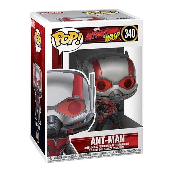 Funko Pop! Marvel: Ant-man - Wasp Ant-man