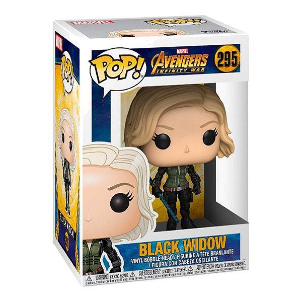 Funko Pop! Marvel: Avengers Infinity War - Black Widow