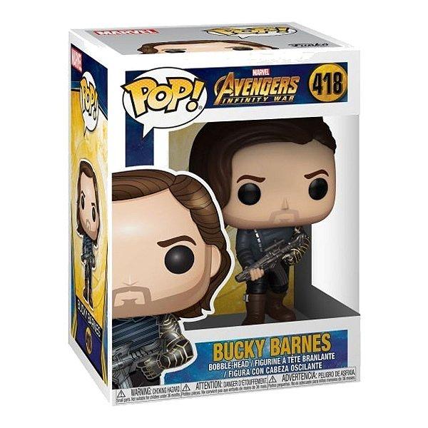 Funko Pop! Marvel: Avengers Infinity War - Bucky Barnes