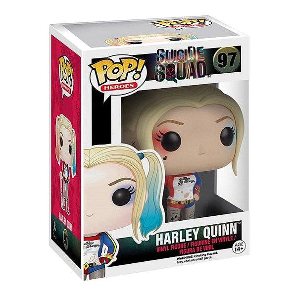 Funko Pop! Movie: Suicide Squad - Harley Quinn