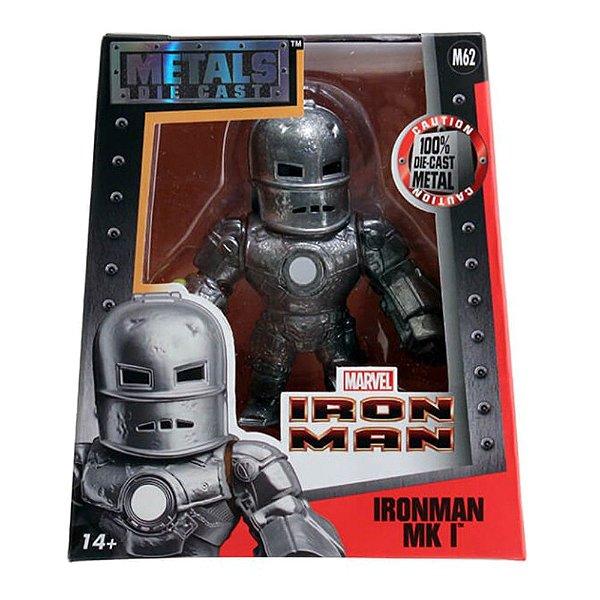 Colecionável Iron Man Mark I (M62) - Metals Die Cast