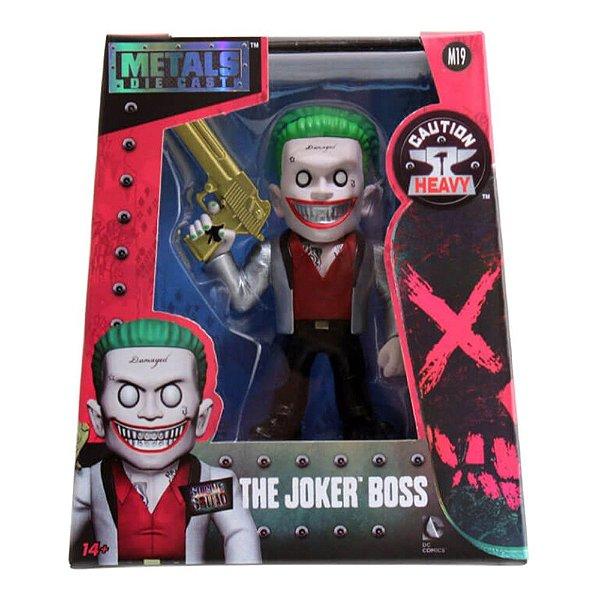 Colecionável The Joker Boos (M19) - Metals Die Cast