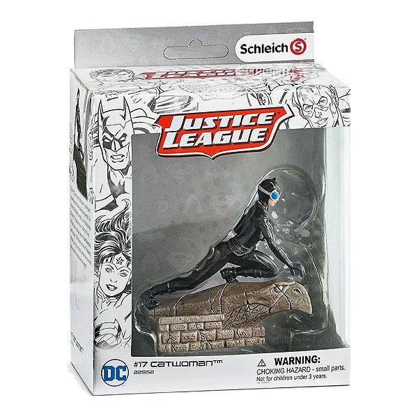 Estatueta Mulher Gato (Catwoman) - DC Comics - Schleich
