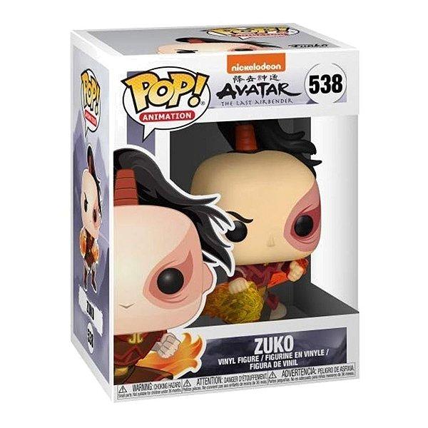 Funko Pop! Animation: Avatar - Zuco